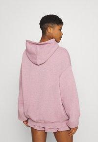 BDG Urban Outfitters - SKATE HOODIE - Sweatshirt - pink - 2
