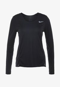 CITY SLEEK - Sportshirt - black