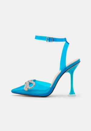 BEAUTY - Tacones - blue