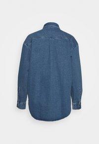 CLOSED - ALIZA - Button-down blouse - mid blue - 1