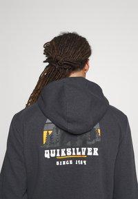 Quiksilver - BIG LOGO - Hoodie - true black - 3
