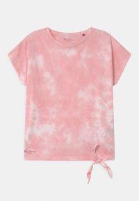 Pepe Jeans - CLOE - Print T-shirt - light pink - 0