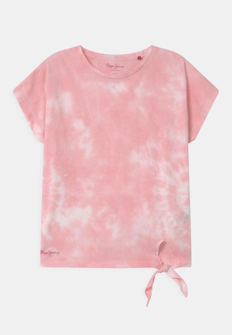 Pepe Jeans - CLOE - Print T-shirt - light pink