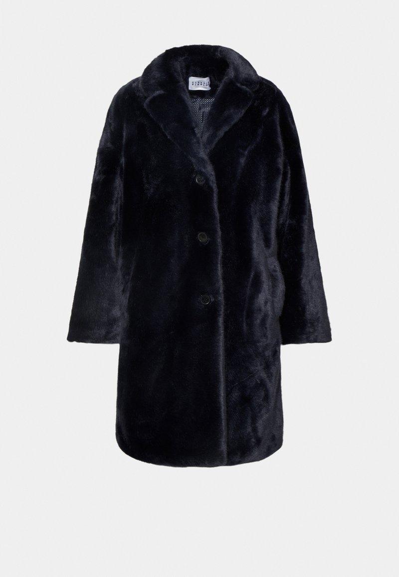 Claudie Pierlot - Classic coat - marine