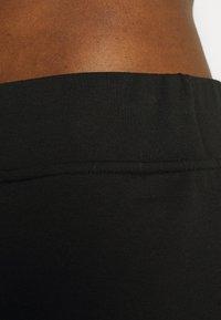 Cotton On Body - POST SHORT - Korte broeken - black - 5