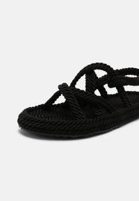Copenhagen Shoes - SAFARI - Sandali - black - 7