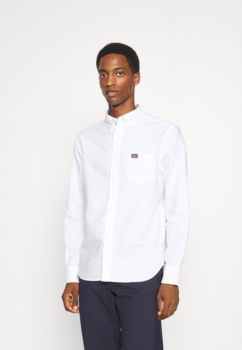 REG OXFORD - Shirt - white