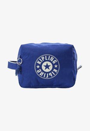 PARAC - Wash bag - laser blue