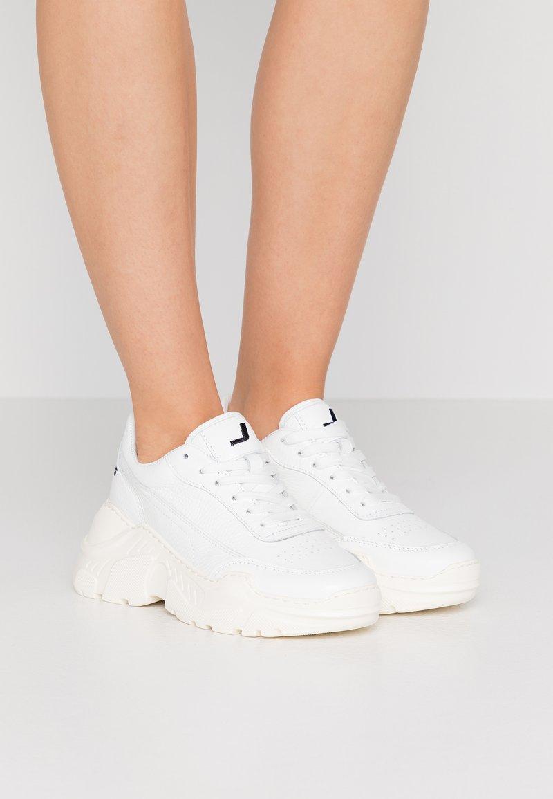 Joshua Sanders - ZENITH CLASSIC DONNA - Sneakers laag - white
