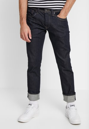 CASH - Jeansy Straight Leg - clean twill