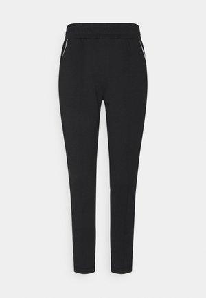 ONPJODINA - Spodnie treningowe - black/white
