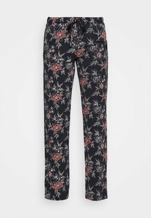PANTS - Pyjama bottoms - anthrazit