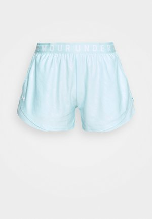 PLAY UP SHORTS EMBOSS 3.0 - Pantalón corto de deporte - breeze