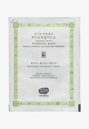 HYDROGEL FRUITS MASK - Ansigtsmaske - -