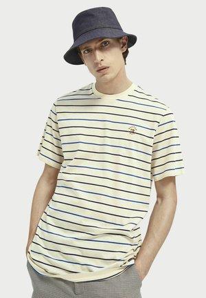 T-Shirt print - light yellow
