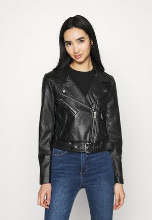 ONLVALERIE JACKET - Summer jacket - black