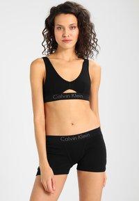 Calvin Klein Underwear - UNLINED BRALETTE - Topp - black - 1