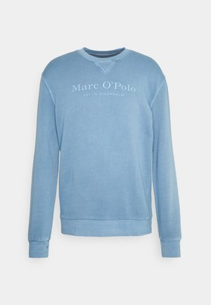 LONG SLEEVE CREW NECK - Mikina - kashmir blue