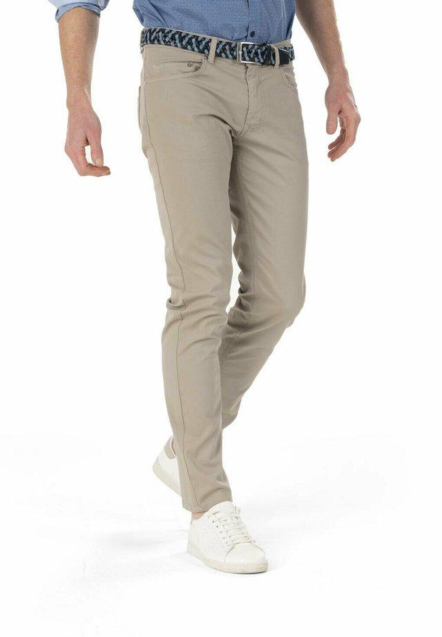 Jeans slim fit - grigio talpa