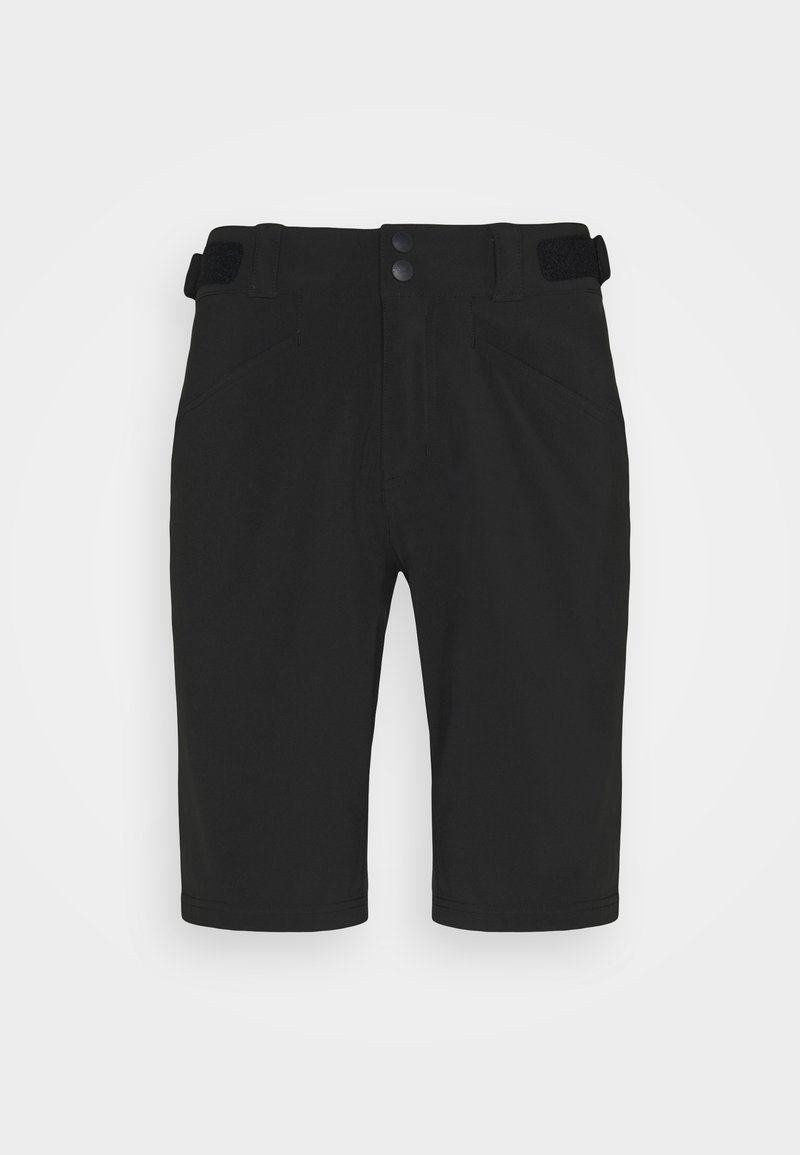 Ziener - NIW MAN SHORTS - Sportovní kraťasy - black