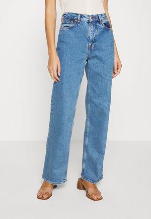 RILEY - Jeans straight leg - light ozone marble