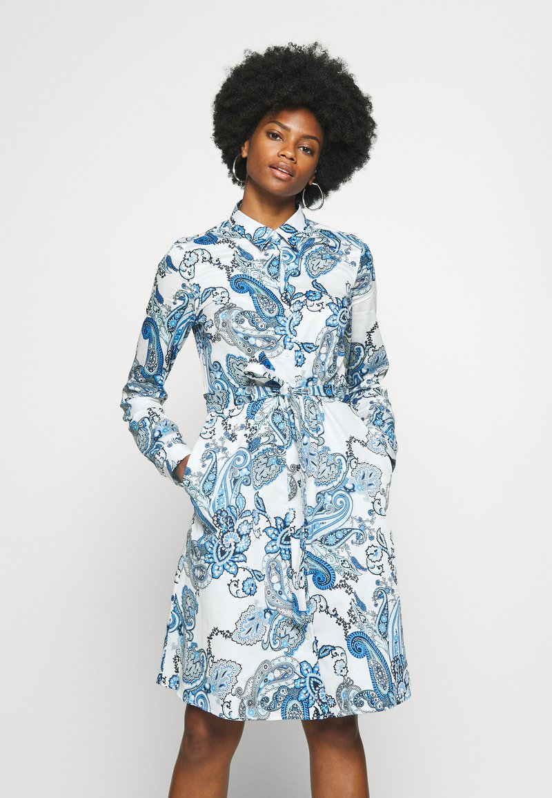 van Laack - KANA - Shirt dress - blau