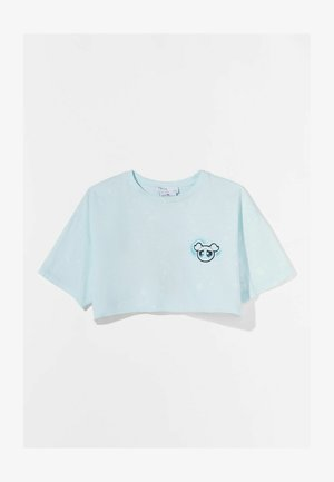 POWERPUFF GIRLS - Print T-shirt - light blue