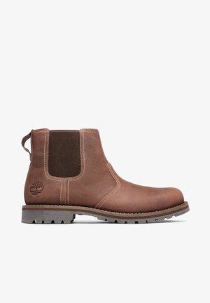 Korte laarzen - brownie