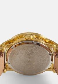 Versace Watches - CODE - Klokke - brown/blue - 2