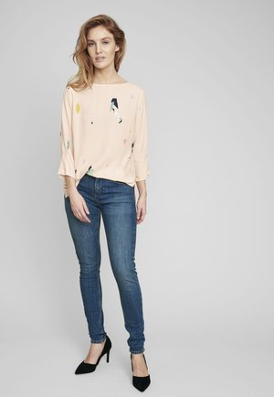 LUCKY - Jeans Skinny Fit - faded blue wash
