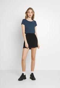 Ragwear - Basic T-shirt - navy - 1