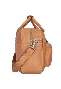 Cowboysbag - THE COLLEGE - Briefcase - tobacco - 3