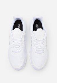 adidas Performance - DURAMO  - Zapatillas de running neutras -  white - 3