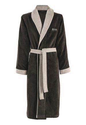 BADEMANTEL - Dressing gown - brown