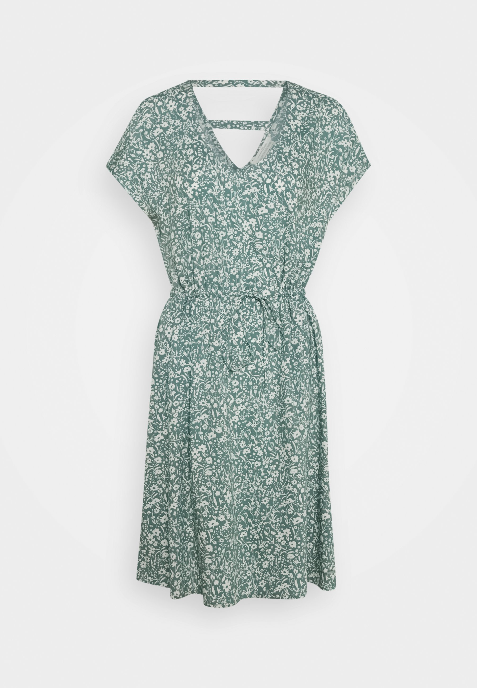Women DRESS WITH BACK DETAIL - Day dress