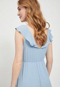 Vila - VIRANNSIL  - Vestito lungo - ashley blue - 4