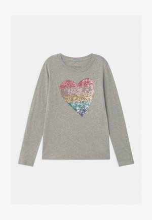 HEART - T-shirt à manches longues - grey