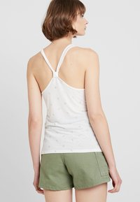 ONLY - ONLISABELLA TANK - Top - cloud dancer - 2