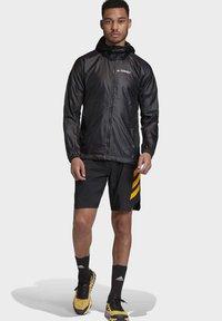 adidas Performance - Sports jacket - black - 1