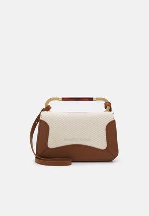 ELLA MEDIUM - Handbag - cement beige