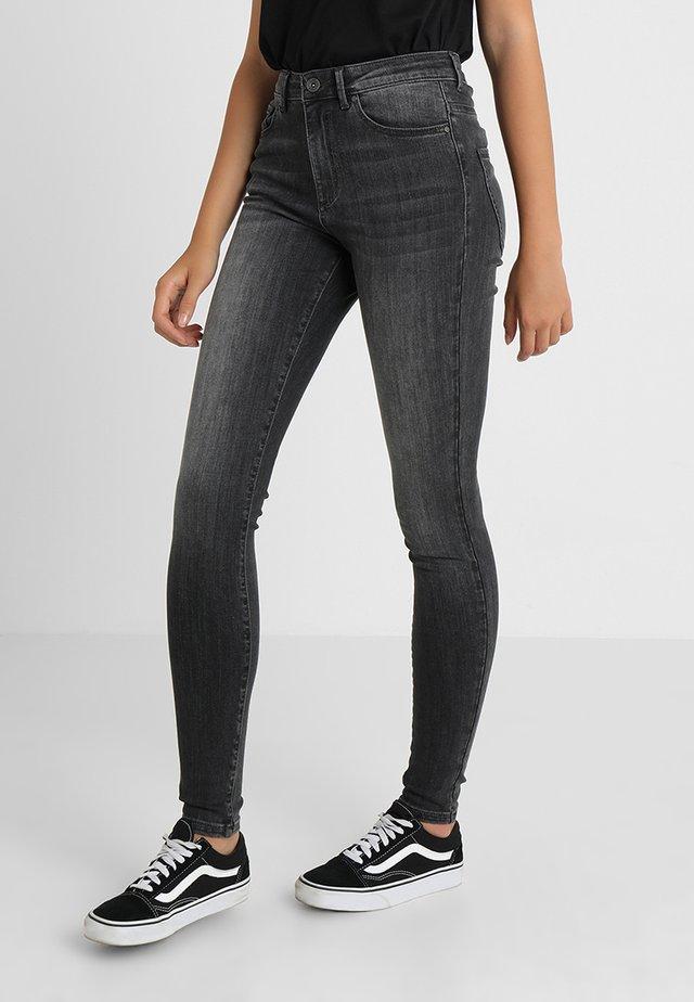 VMSOPHIA  - Jeans Skinny - dark grey denim