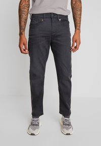 G-Star - 5650 3D RELAXED TAPERED - Relaxed fit jeans - kamden grey stretch denim - dry waxed pebble grey - 0