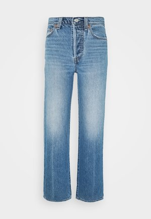 RIBCAGE STRAIGHT ANKLE - Straight leg jeans - at the ready