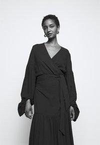 By Malene Birger - FRILLA - Maxi dress - black - 4