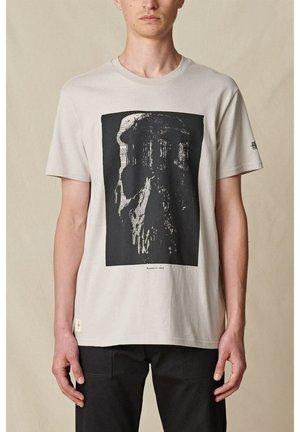 T-shirt print - mushroom