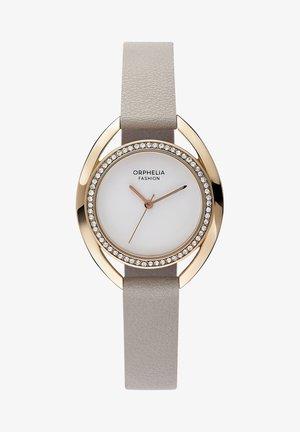 MINUIT - Horloge - taupe