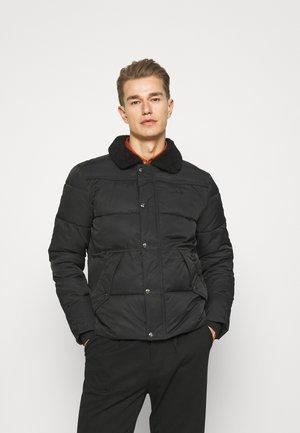 HILLS - Winter jacket - black
