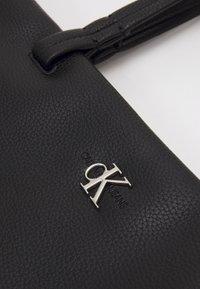 Calvin Klein Jeans - SOFT SHOPPER - Tote bag - black - 3