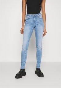 Noisy May - NMLUCY - Skinny džíny - light blue denim - 0
