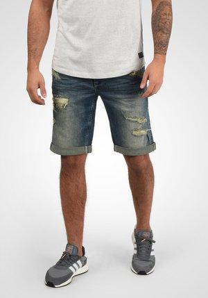 JEANSSHORTS DENIZ - Jeans Short / cowboy shorts - blue